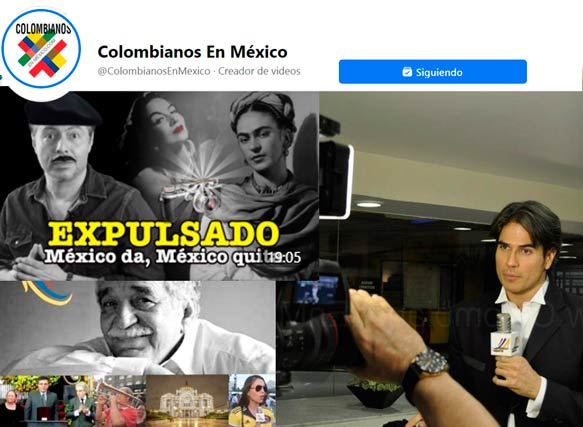 Eventos culturales de Colombianos en México