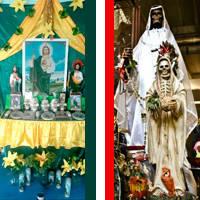 Altares de San Judas Tadeo