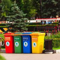 Canecas de basura en México