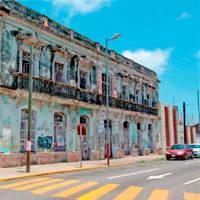 vivienda en México viejas y arquitectónicas