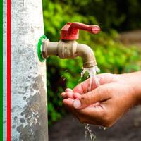 sobre probar el agua en México